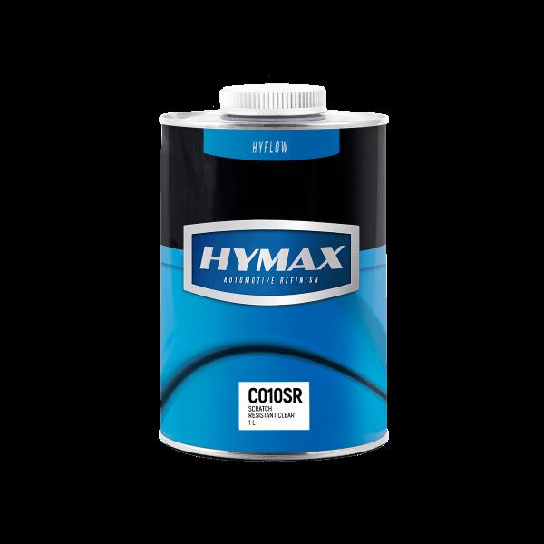 2K прозрачный лак повышенной прочности C010SR (1 л) HyMax