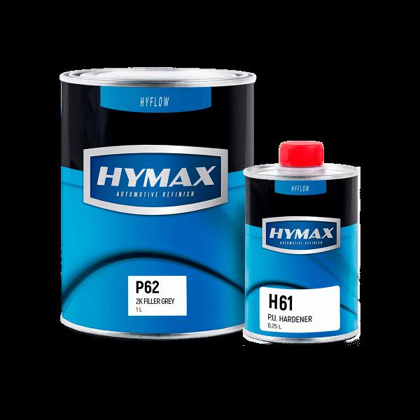 Комплект грунта P62 (1 л) с отвердителем H061 (0,25 л) HyMax