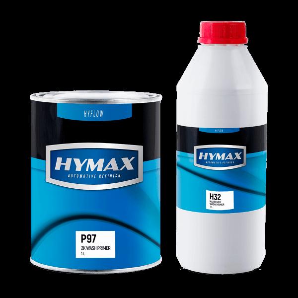 Комплект грунта P97 (1 л) с отвердителем H32 (1 л) HyMax