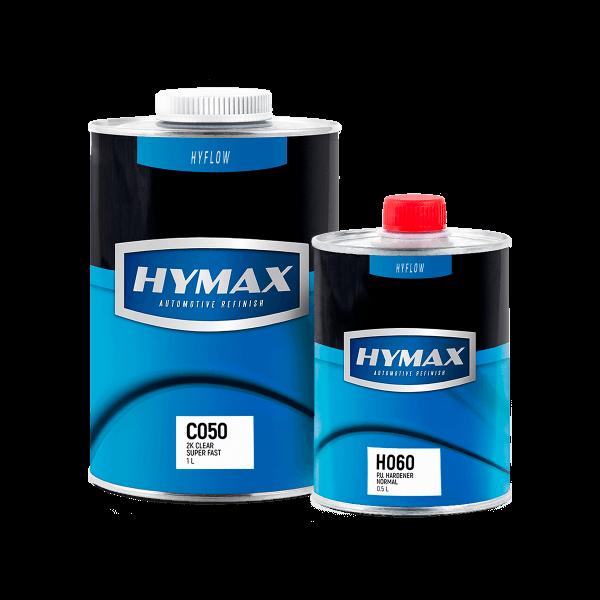 Комплект лака C050 (1 л) с отвердителем H060 (0,5 л) HyMax
